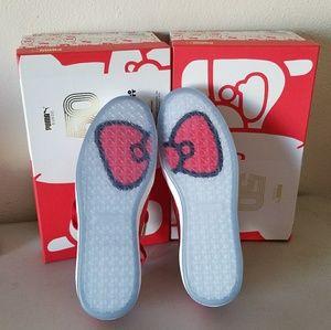 6aded532a7e1ff Puma Hello Kitty Shoes - PUMA X HELLO KITTY ONLY SZ 8.5 LEFT